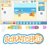 Robofunlab - Scratch programming advanced - 3 Months