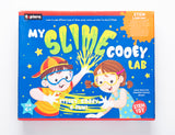 Science experiment kit - My Slimey Gooey Lab