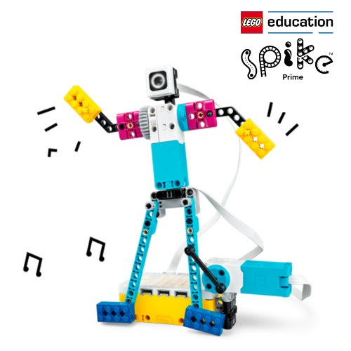LEGO® SPIKE™ Prime online classes - Beginner