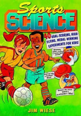 Sports Science Book -  Fun with science for kids