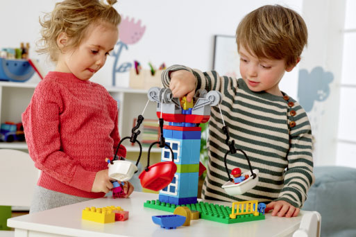 LEGO® Education STEAM Park for 3+ years