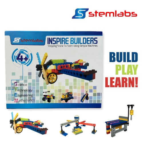 STEMLABS Robotics class for 4 to 6 years