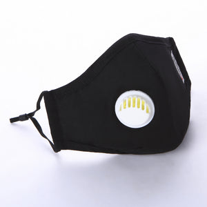 TSSPLUS™ PM2.5 Anti Air Pollution Face Mask Respirator 2 Filters[US STOCK]