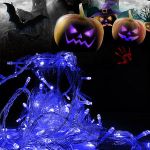 Halloween Fairy String Party Lights Xmax Waterproof Multi-Color Lamp