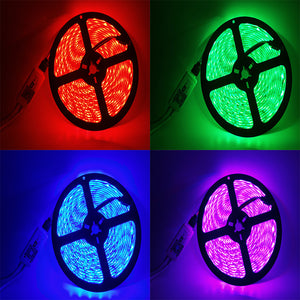 TSSPLUS™  5M LED Strip Light RGB led strip with mini wifi controller