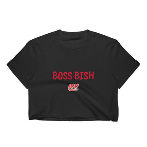 Boss Bish Crop Top