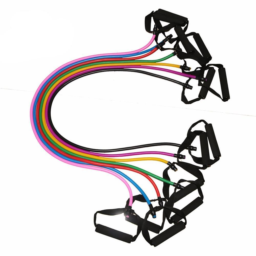 Standard Resistance Bands with Handle