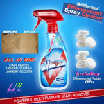 Multifunctional Effervescent Spray Cleaner Set