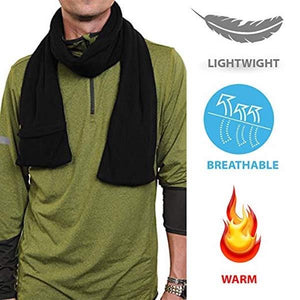 Comfortable USB Heated Scarf