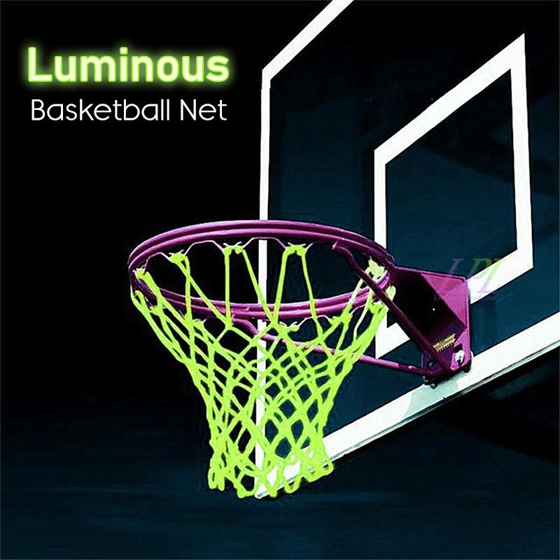 Luminous Basketball Net