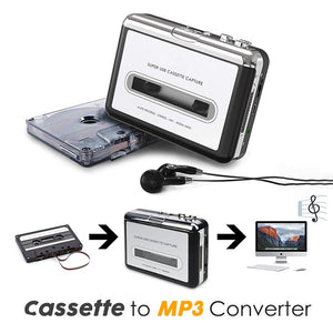 USB Cassette To MP3 Converter