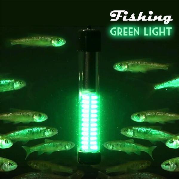 Fishing Green Light