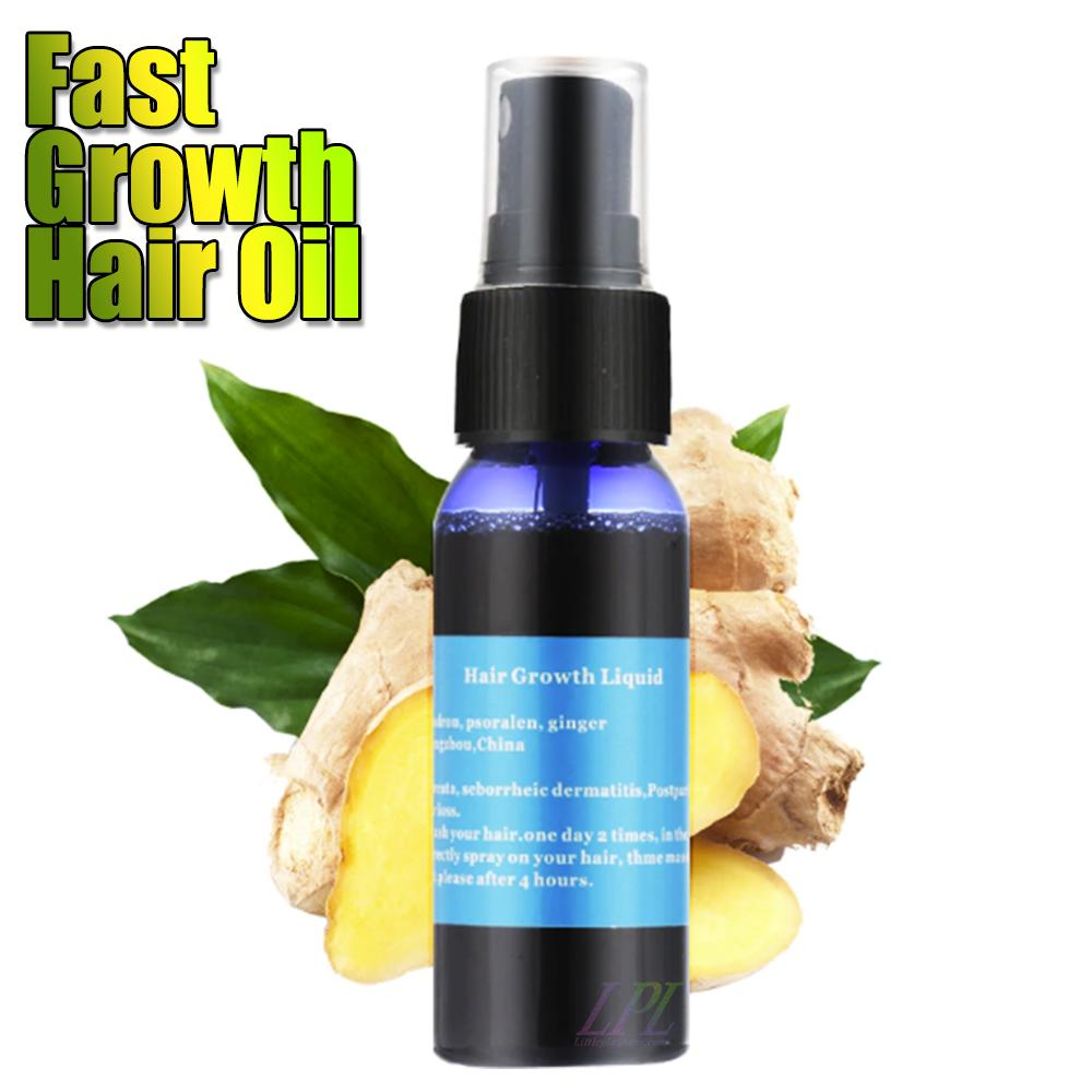 Ginger Hair Follicle Repair Oil