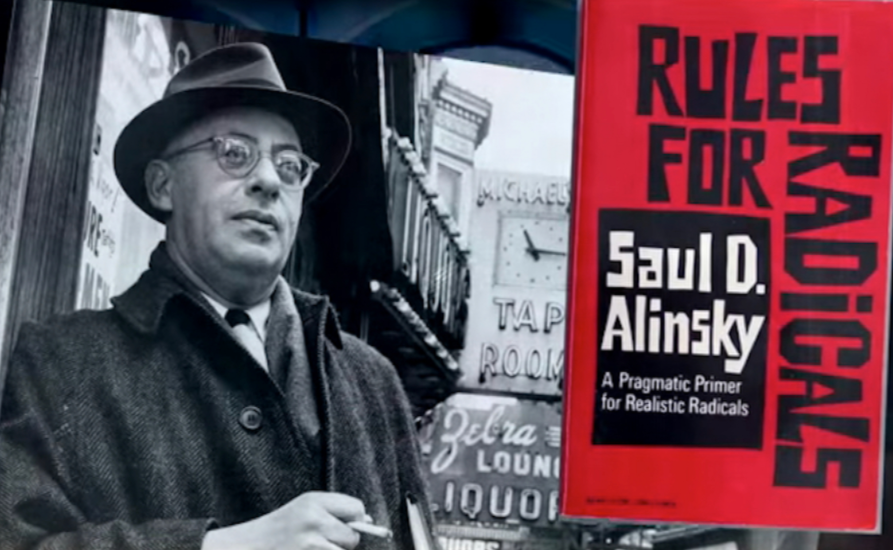 Saul Alinsky's Rule #5  Is Used to Demean Masculinity