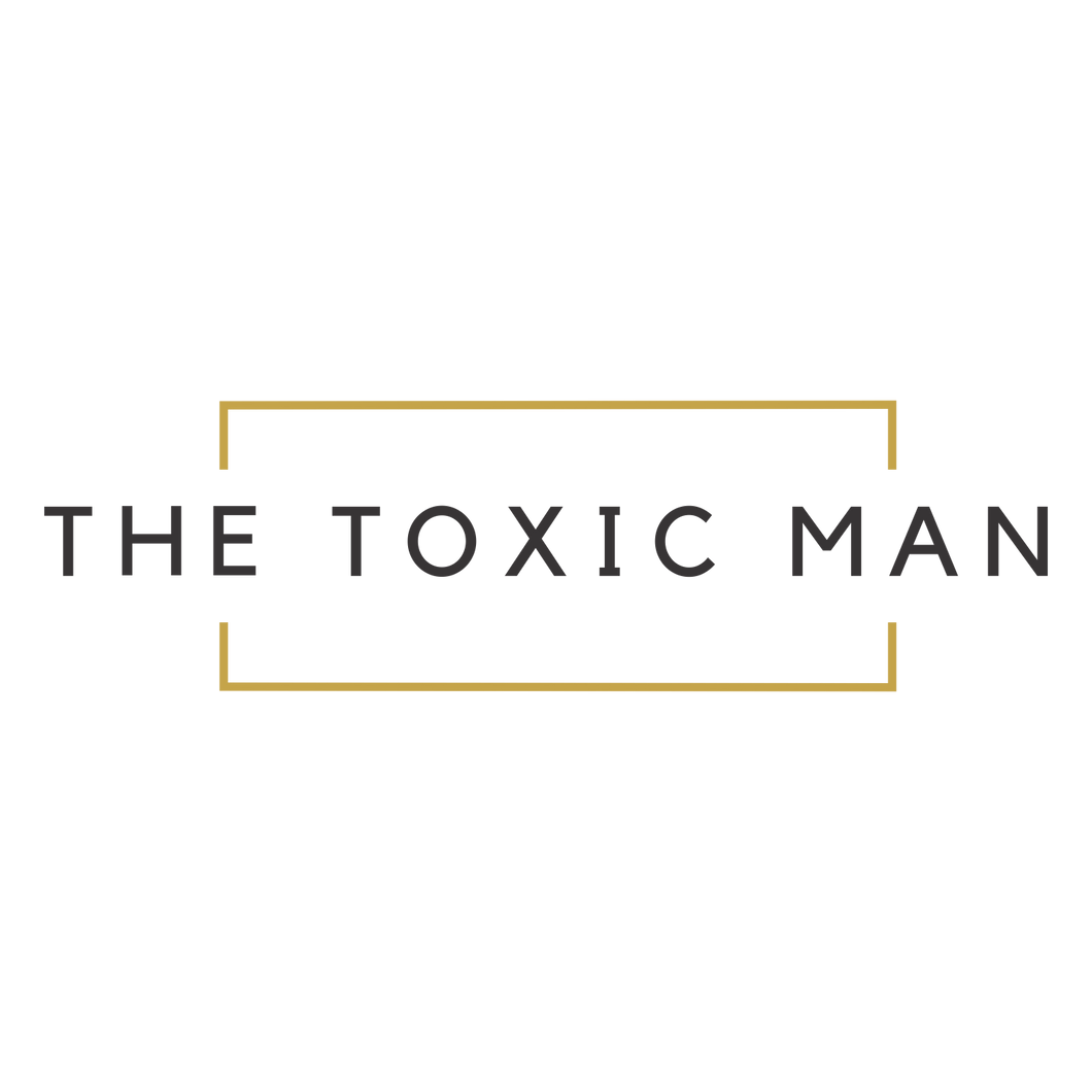The Toxic Man Gift Card