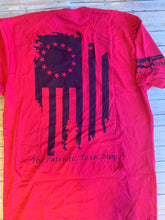 Load image into Gallery viewer, Betsy Ross Red TTM T-Shirt