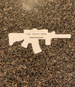 AR15 Sticker