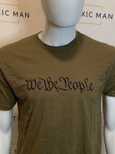 We The People - Olive Drab