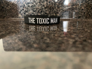 The Toxic Man Silicone Bracelets