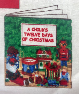 A Child's 12 Days of Christmas Book