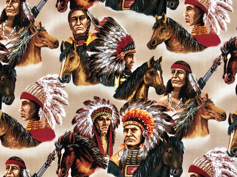 Appaloosa Trail Indians