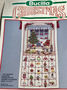 """Toy Shoppe"" Advent Calendar Kit"