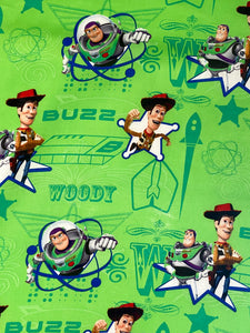 Buzz And Woody Stars