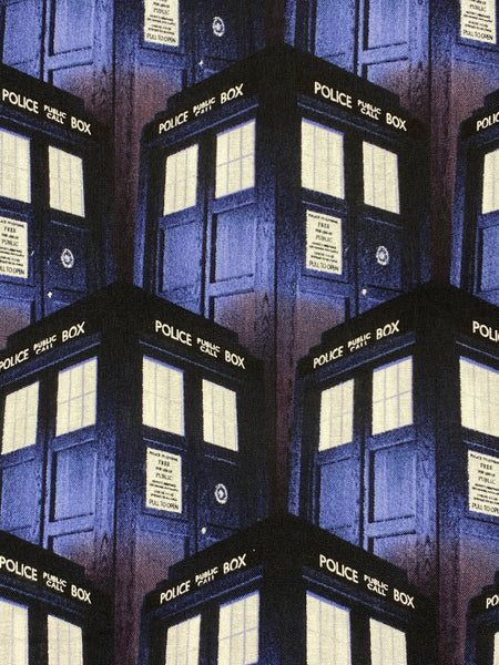 DOCTOR WHO - Packed Tardis