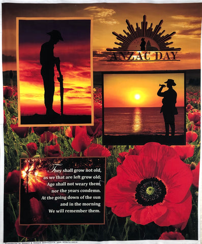 """Remembering"" Anzac Day"