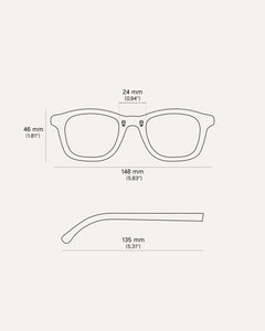 glasses parameters