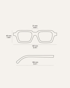 lega glasses parameters