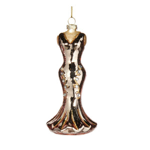 Mannequin Dress Ornament Rosé