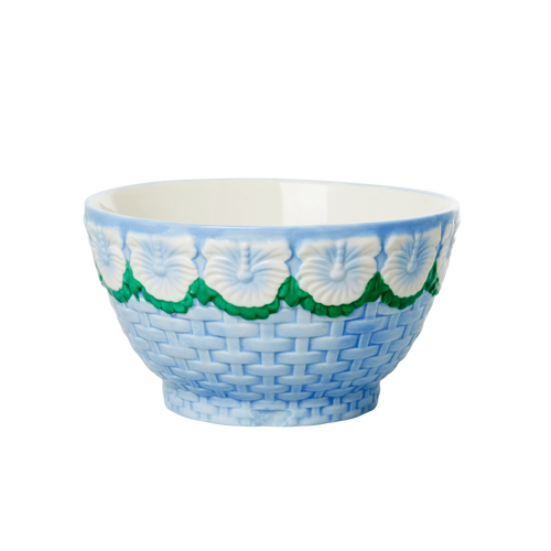 Ceramic Bowl Blue