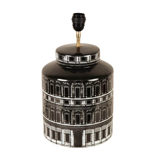 Palace, Jar Lamp Round