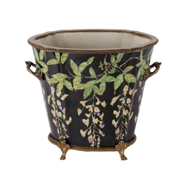 Oval Planter Wisteria