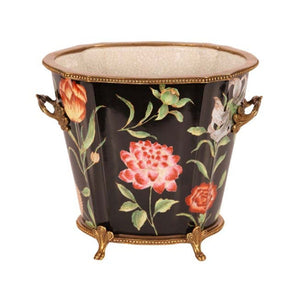 Oval Planter Flower Medium