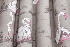 Flamingo tyg Cole & Son