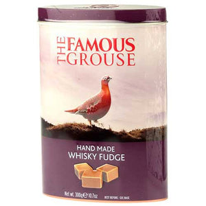 Famous Grouse Whiskey Fudge