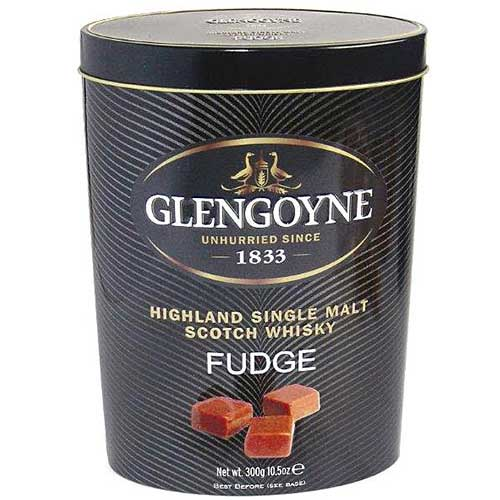 Glengoyne Whiskey Fudge