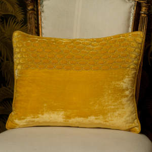 Cushion Lyon Citrine