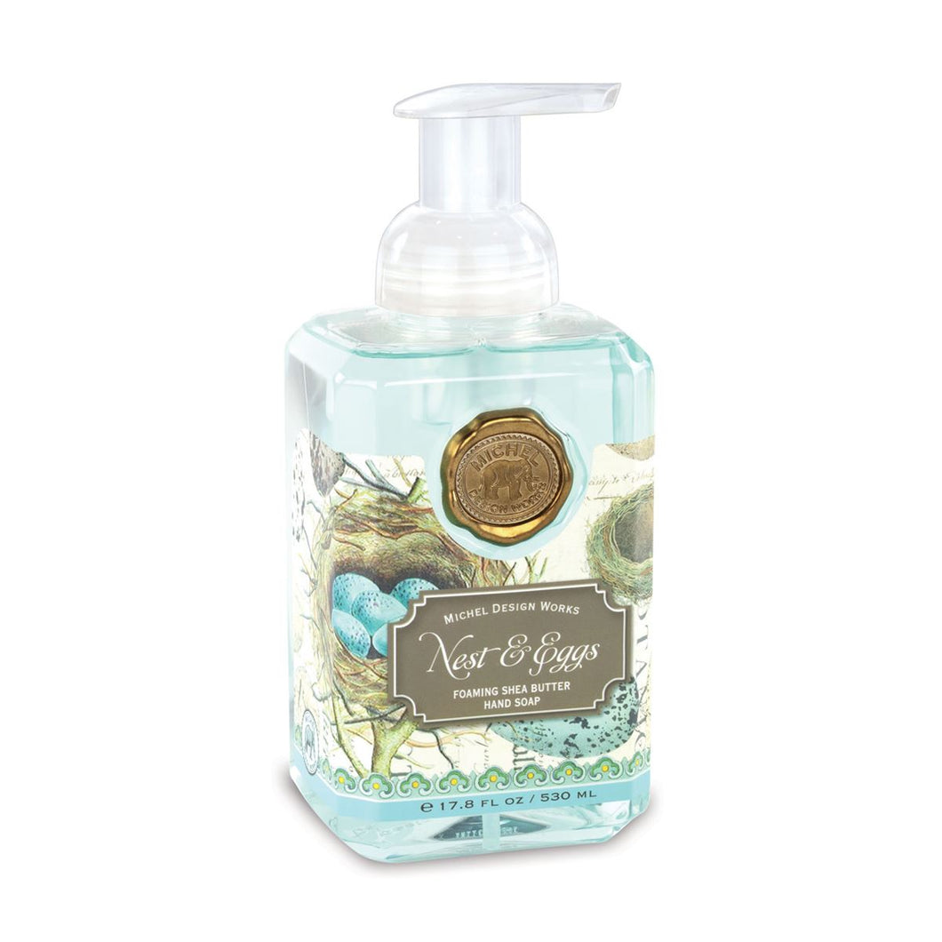 Foaming Hand Soap Nest & Eggs