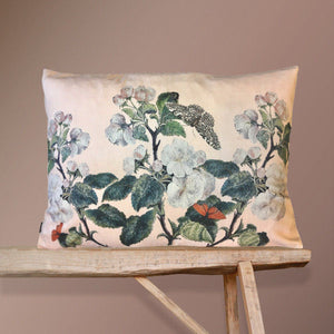 Velvet Cushion Cover Appleblossom