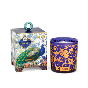 Soy Wax Candle Peacock