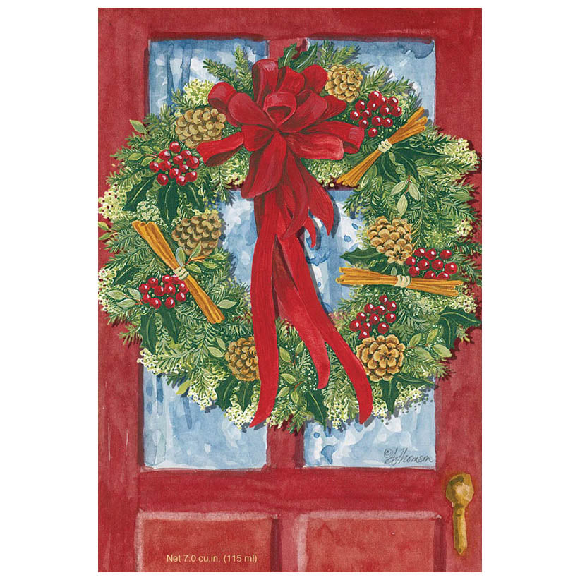 Doftpåse Fresh Scents Red Door Wreath