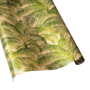 Gift Wrapping Paper Under The Palms