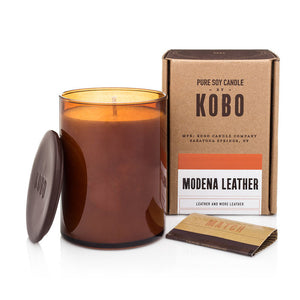 KOBO Modena Leather Doftljus