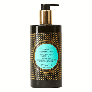 MOR Bohemienne Hand & Body Lotion
