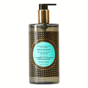 MOR Bohemienne Hand & Body Wash