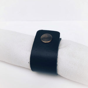 Napkin Ring Black
