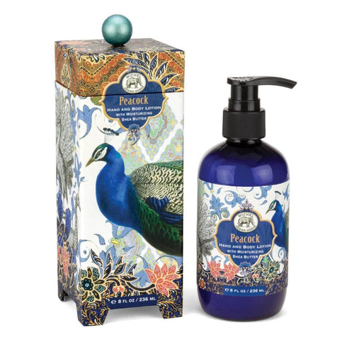 Hand & Body lotion Peackock